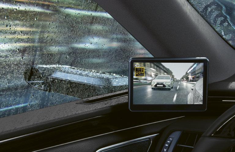 Lexus, Side-view mirrors, Technology, Geneva motor show