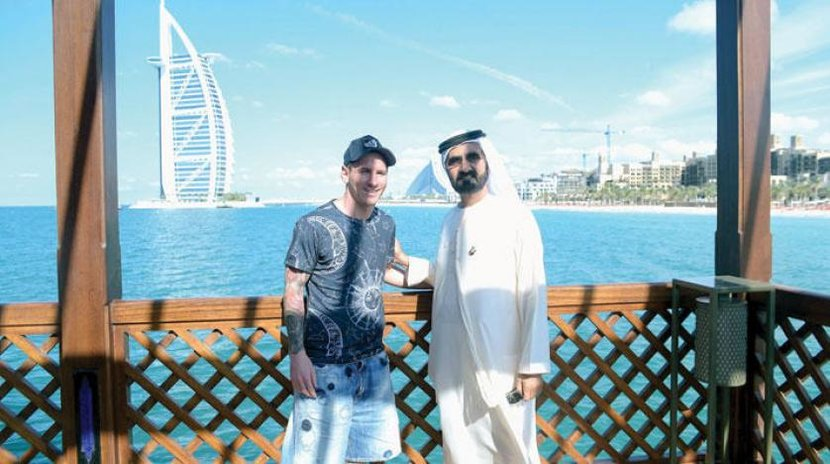 Lionel Messi, Where Is Messi Now, Laureaus Sports Awards, Messi in Dubai, Football