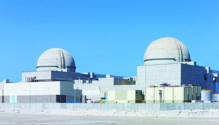 Nuclear Power, UAE, Dubai, Barakah