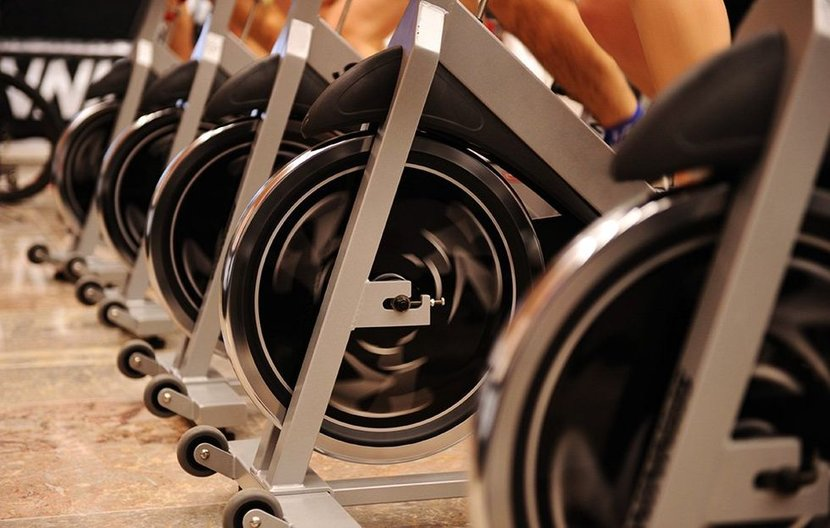 Indoor cycling, Workout