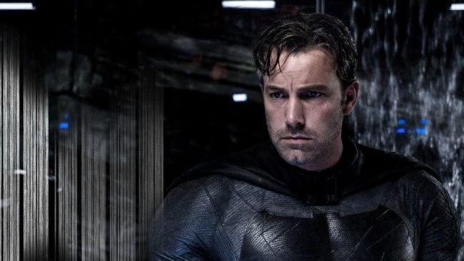 Ben Affleck, The Batman