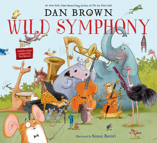 Dan Brown, Wild Symphony, Books