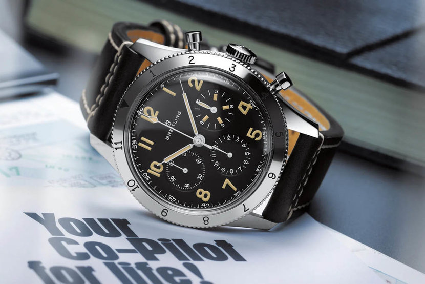 Breitling, Co-Pilot chronograph, Watches