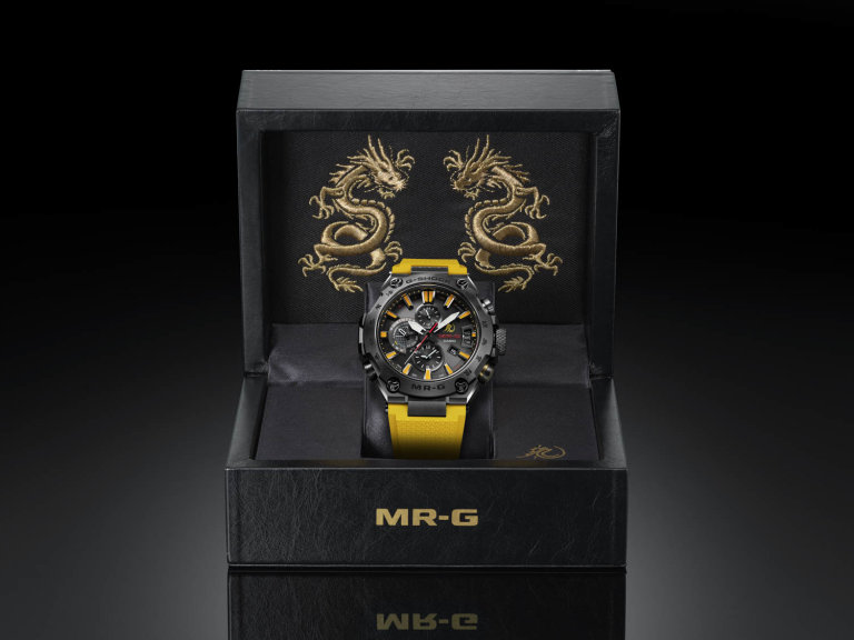 Bruce Lee, Watches, G-shock
