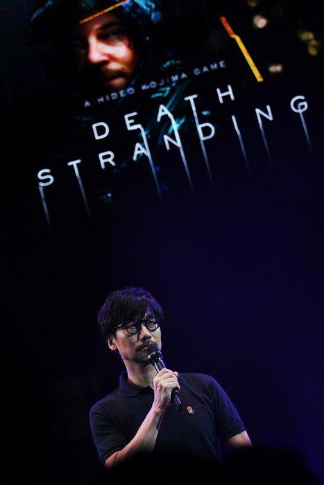Hideo Kojima, Death Stranding, Kojima Productions