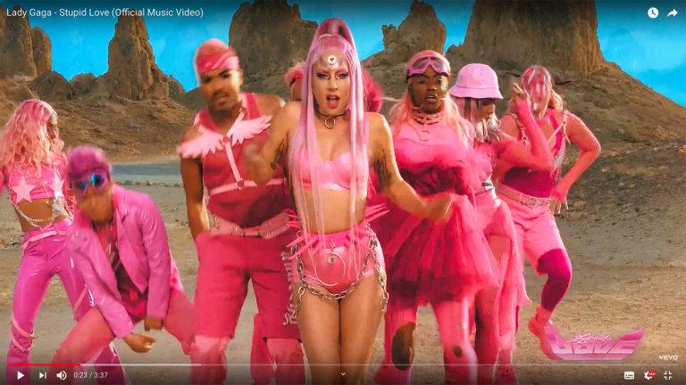 Lady Gaga, Stupid Love, Music, Pop