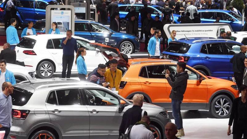 Geneva motor show, Coronavirus, Mercedes-Benz, Porsche, Volkswagen, McLaren, BMW, Bentley, Audi