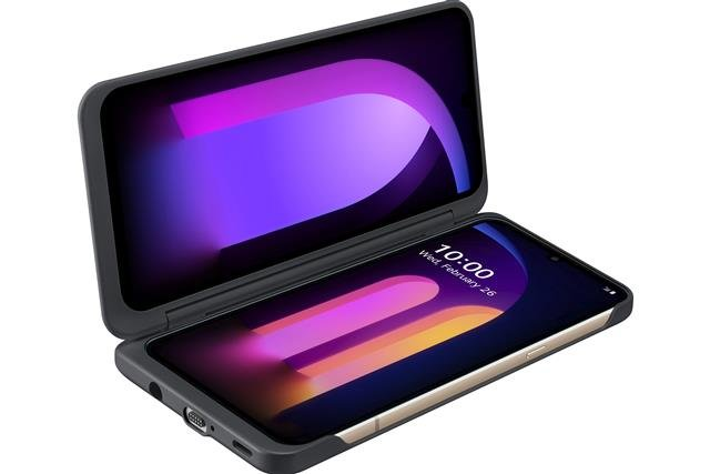 LG, V60, Smartphone