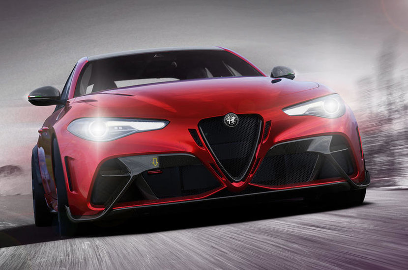 Geneva motor show, Geneva Motor Show 2020, Alfa Romeo