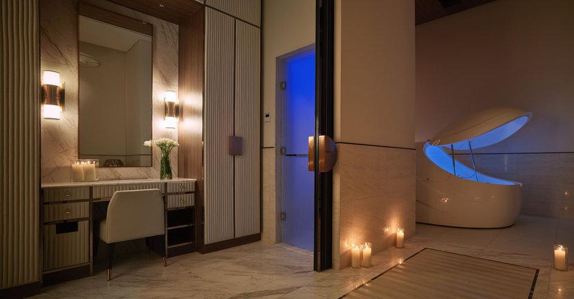 Spa review, Spa Dubai, Flotation Therapy, Waldorf Astoria, Dubai