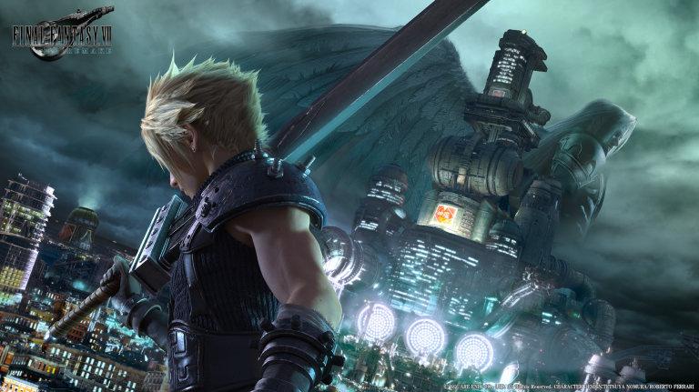 Final Fantasy, Final Fantasy VII, Final Fantasy VII Remake