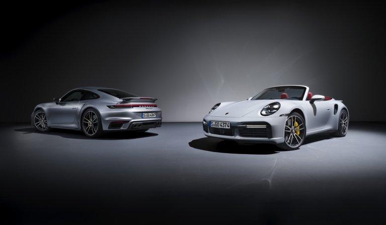 Porsche, 911 Turbo S, Geneva motor show
