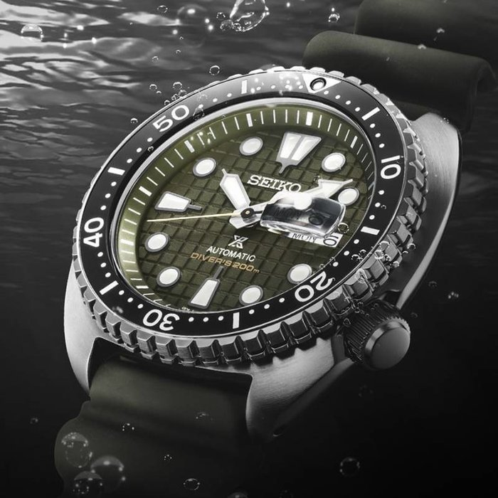 Seiko, King Turtle, Watches, Dive watch