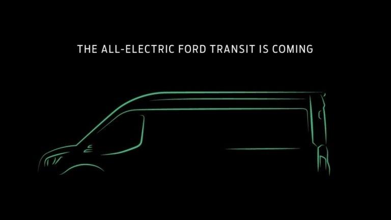 Ford, Ford Transit Van