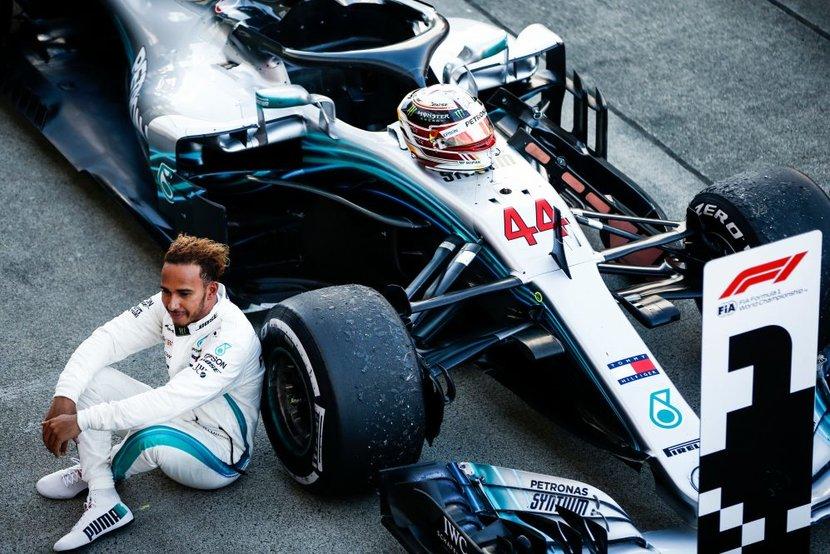 Lewis Hamilton, Formula 1, F1, Daniel Ricciardo, MBC, MBC Action, Streaming