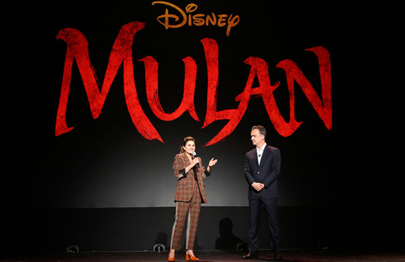 Mulan, Mission Impossible