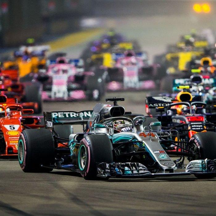 F1, Formula One, F1 2020, Ventilators