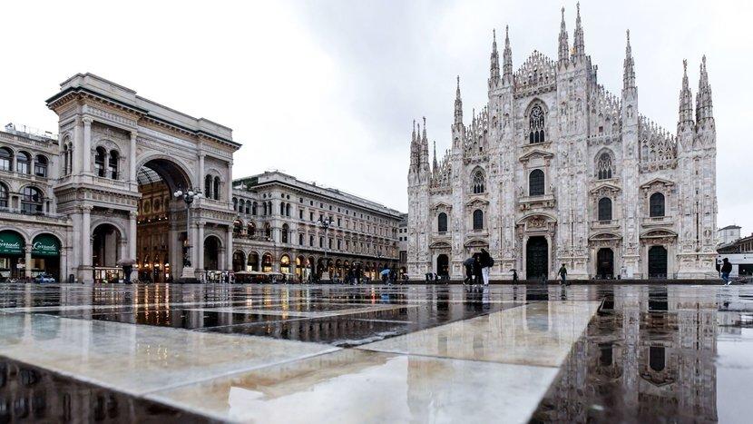 Italy, Coronavirus, Northern Italy, Milan, Venice