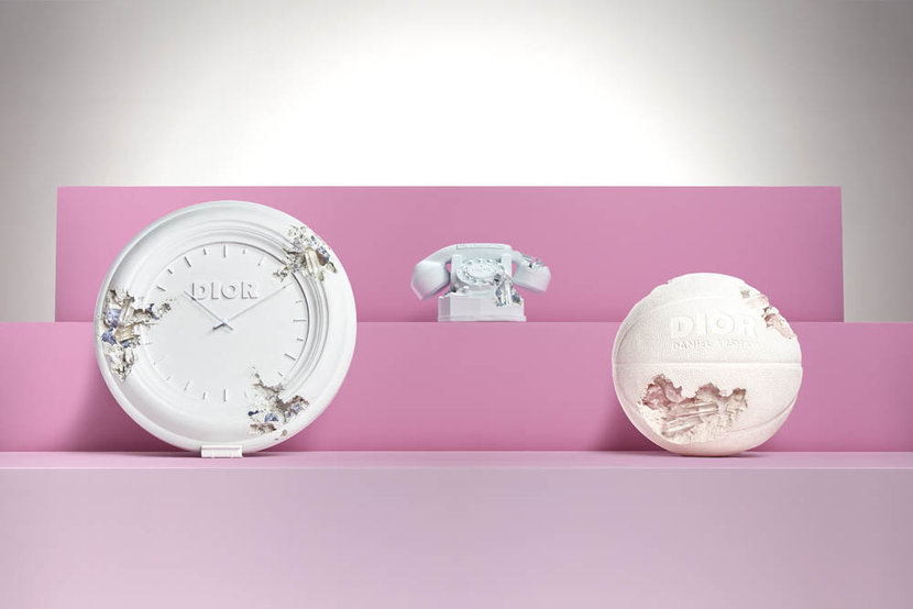 Dior, Future Relics, Kim Jones, Daniel Arsham