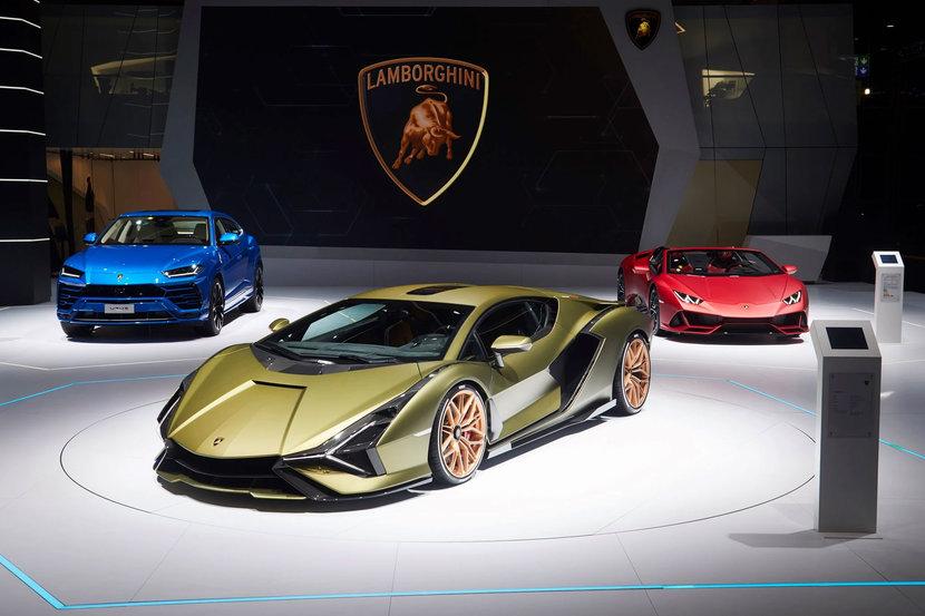 Lamborghini, Sian, Cars, Lambo, Supercars, Hybrid cars