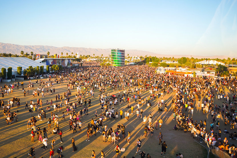 Coachella, Rage against the machine, Calvin Harris, Frank Ocean