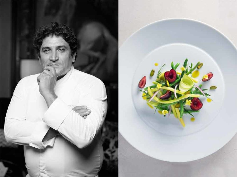 Mauro Colagreco, Celebrities, One & Only Royal Mirage, Chef, 50 best restaurants