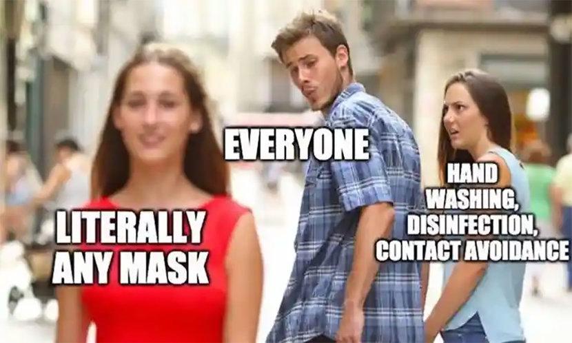 top corona virus memes