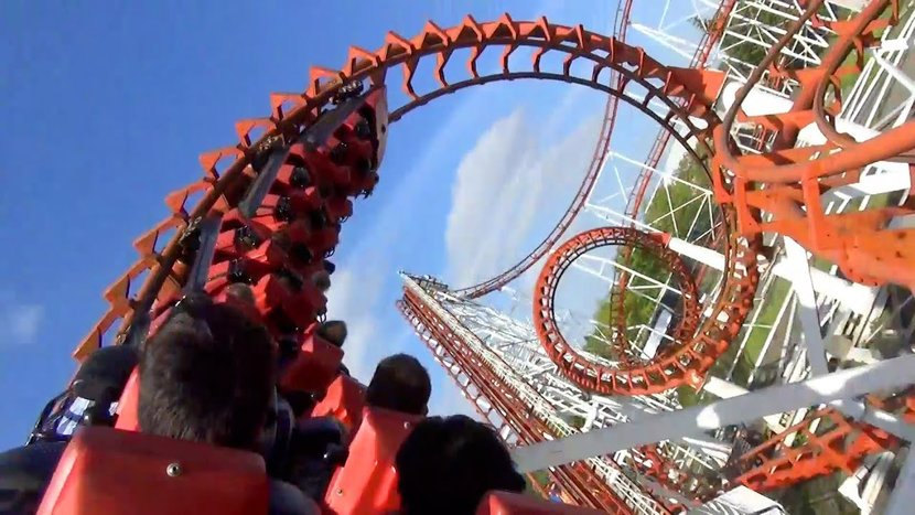 Roller Coasters, IMG Worlds, Motiongate, Ferrari World, Theme parks, Travel