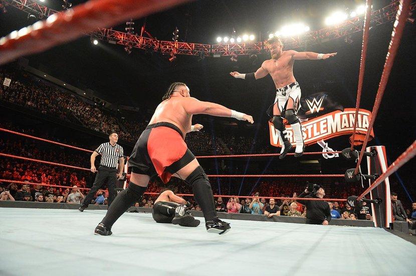 WWE, Wrestlemania, WWE Network, Free streaming