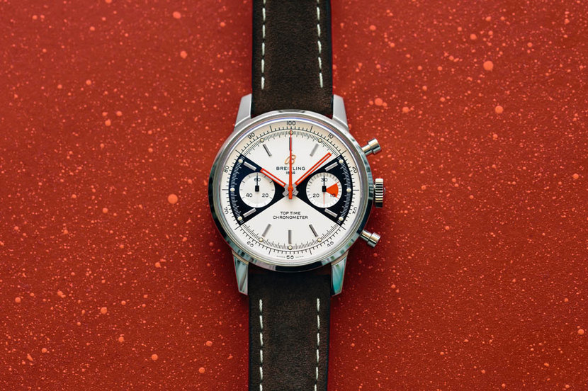 Breitling, Top Time, Watches, Chronograph, James Bond