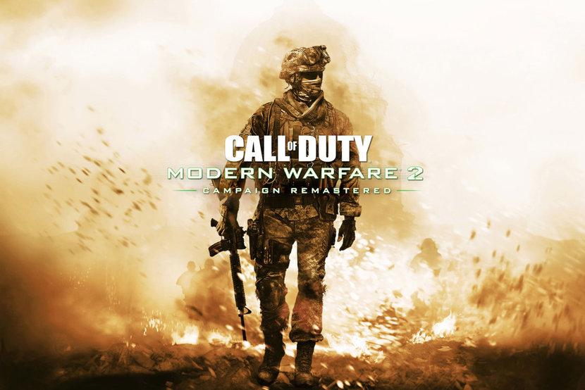 Call of Duty, Modern Warfare, Modern Warfare 2, Playstation