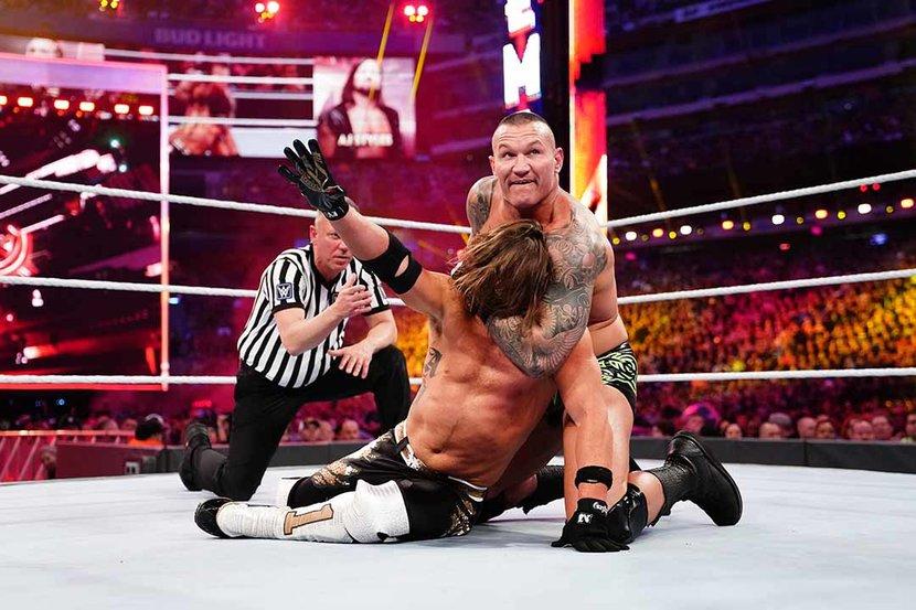WWE, Wrestlemania, Saudi Arabia, How to watch Wrestlemania, Middle East, UAE