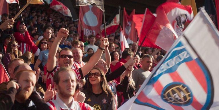 Netflix, Sunderland, Football