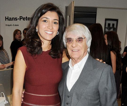 Bernie Ecclestone, F1, 89, Fatherhood