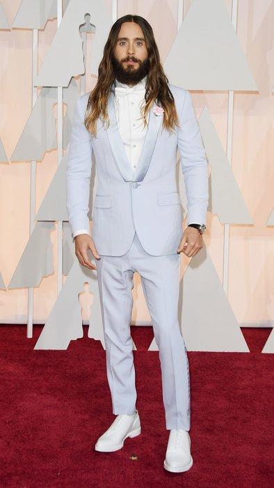 Menswear, Fashion, Style, Style icon, Jared Leto, Esquire, 2020