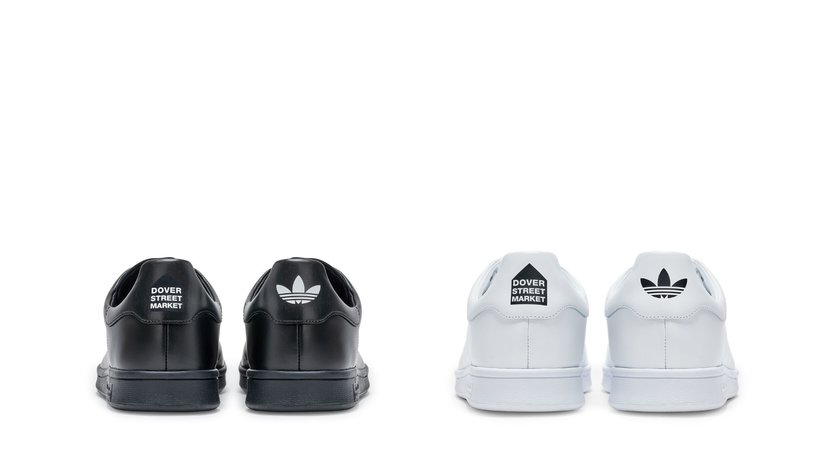 Fashion, Menswear, Style, Dover street market, Adidas, Sneakers, Collaboration, Exclusive, Esquire, 2020