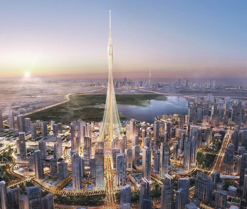 The Tower, Emaar, Dubai, Coronavirus, Dubai creek