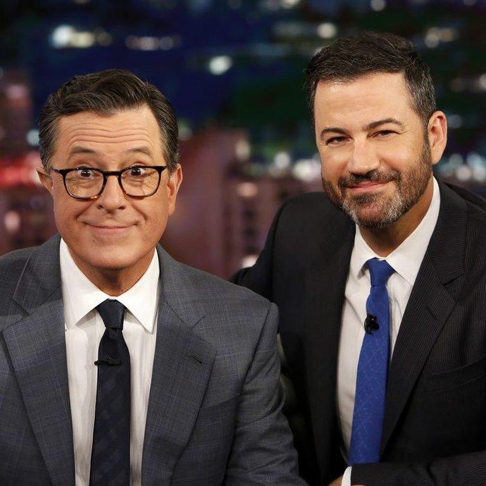 Jimmy Fallon, Steven Colbert