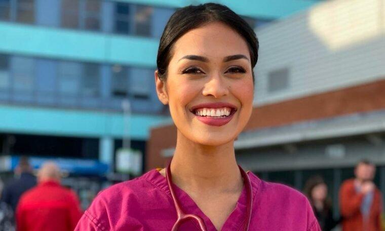 Miss England, Miss World, Covid-19, Coronavirus, Doctor