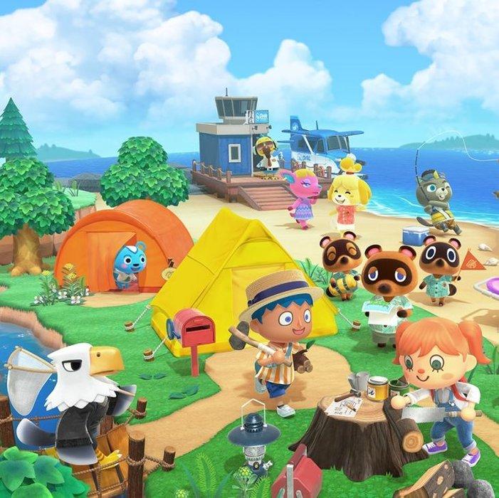 Animal Crossing, Nintendo, Switch, Videogames