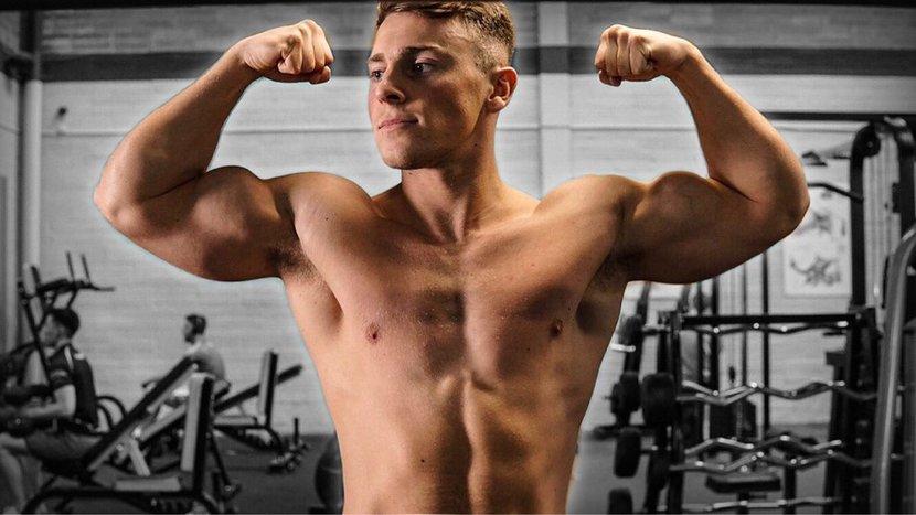 Glen Gillet, Push ups, Workout