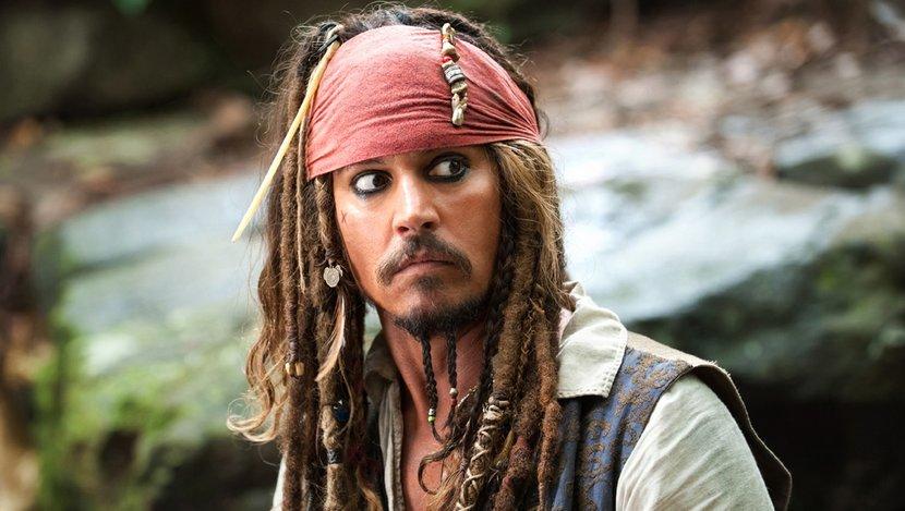 Pirates of the Carribean, Johnny Depp, Orlando Bloom, Keira Knightley