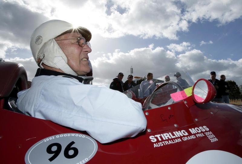 Sir Sterling Moss, F1, Formula One