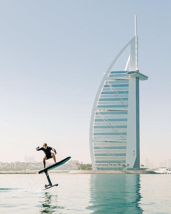 Efoiling, Flightboard, UAE