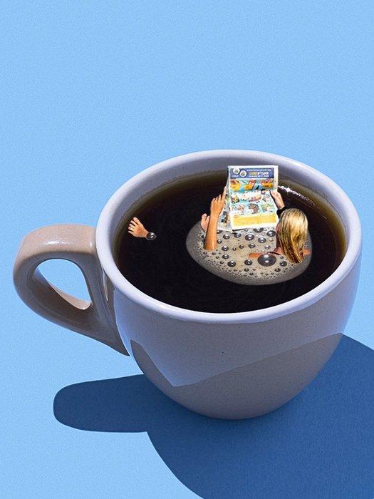 Cofee, Black cofee