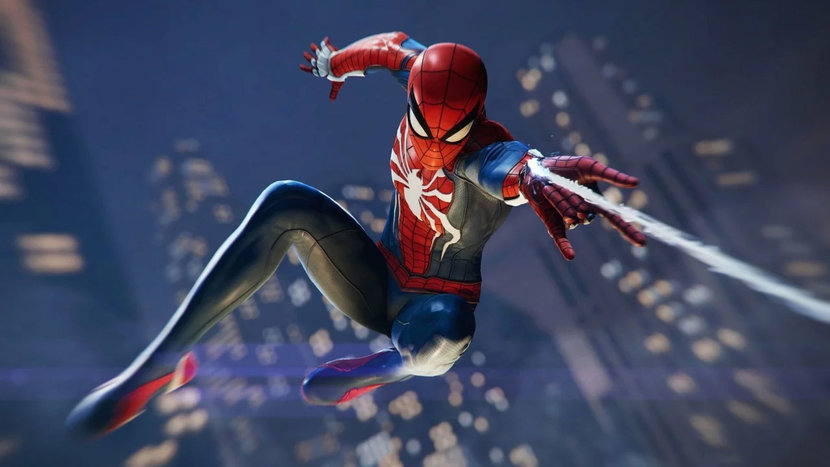Spider-Man, Spider-Man 2, Video games, Naughty dog, Sony, PS5