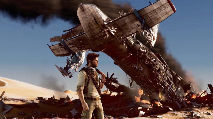 Sony, PS4, Play At Home, Nathan Drake