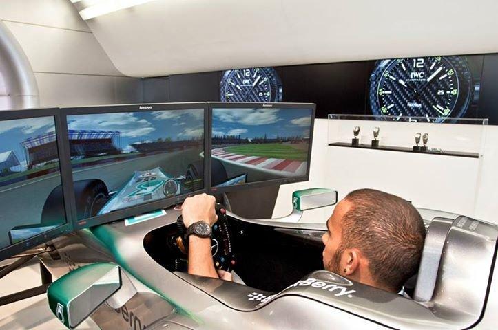 Lewis Hamilton, E-sports, Virtual sports, Formula 1, Gran Turismo, Playstation 4