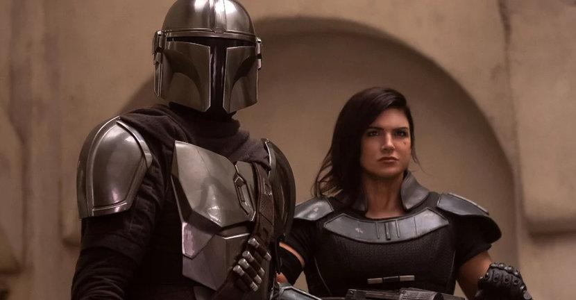 The Mandalorian, Star wars, Jon Favreaux, Disney+