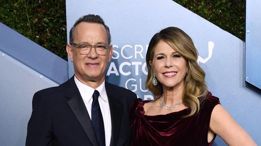 Tom Hanks, Rita Wilson, Vaccine, Covid-19, Coronavirus